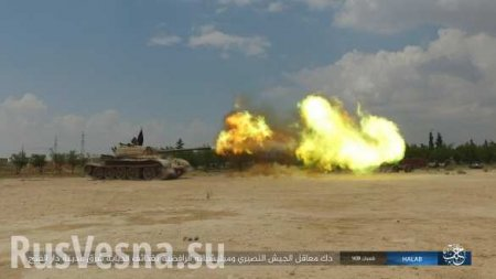 «Tiger Force» supported by Russian Air Force liberate Eastern Aleppo advanc ...