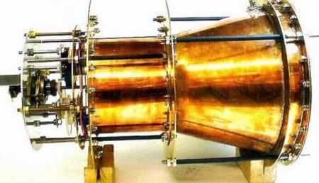 ВКитае создали двигатель, нарушающий законы физики
