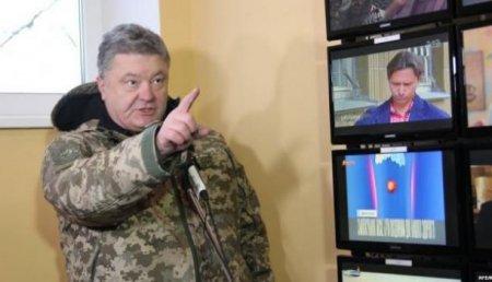 Порошенко выполнил обещание усилить группировку в Донбассе изощренным методом