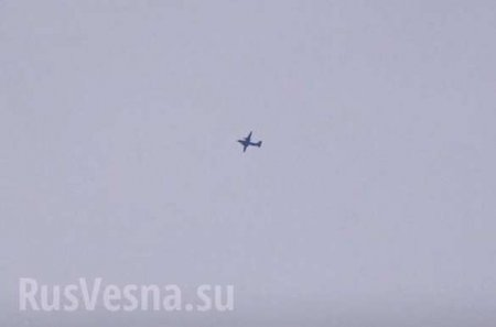 Иранская военная авиация и русский летающий радар замечены в небе Сирии (ФОТО, ВИДЕО)