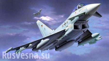 Немецкие военные лётчики увольняются из бундесвера, не желая воевать с Россией, — СМИ