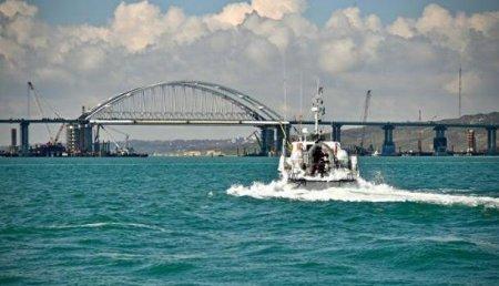 Пользователи Google удивлены: Крымский мост исчез с карт