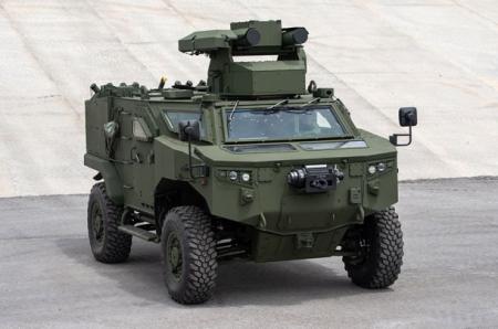 Турция интегрировала российские ПТУР «Корнет-Э» всвою бронетехнику