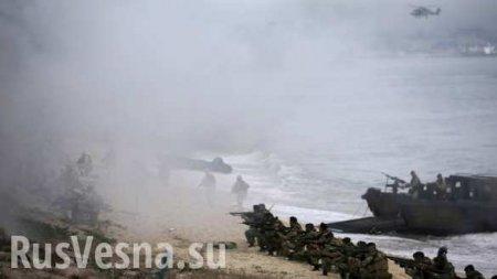 НАТО приглашает Россию на учения — чтобы она «поняла, с кем имеет дело»