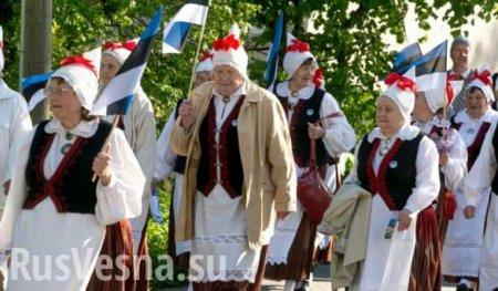 Угасающая Прибалтика: вымирающий регион превратился в последнее пристанище стариков