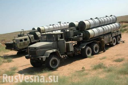 Украина дала СШАиИзраилю испытать С-300спомощью истребителей НАТО, — СМИ