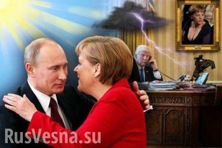 «Мощный сигнал для критиков», — немецкий министро компромиссе по«Северному потоку — 2»