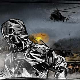Новороссия собрала доказательства применения Киевом химического оружия
