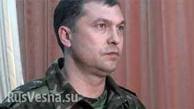 Глава ЛНР призвал жителей Луганска не поддаваться панике (видео)