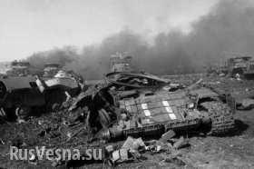 В результате 5 масштабных атак на аэропорт ВСУ потеряли около 500 человек и 47 единиц бронетехники