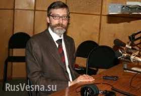 Князь Шаховской: молчать о событиях на Донбассе — малодушие и предательство (ВИДЕО)