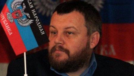 Андрей Пургин:  Введение пограничного режима в Донбассе направлено на ухудшение гуманитарной ситуации в регионе
