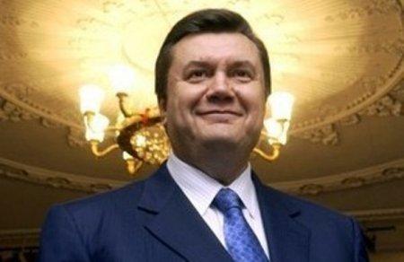 Янукович: Украина сегодня находится под внешним управлением