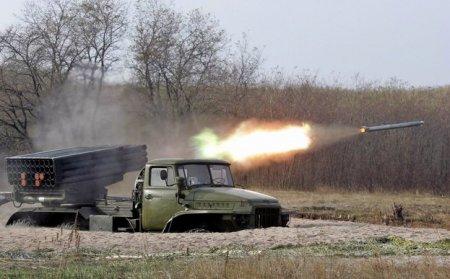 ДНР за сутки зафиксировала 34 нарушения перемирия со стороны Украины