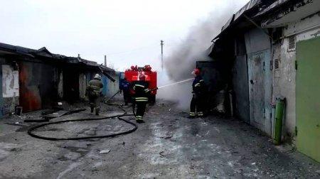 В Горловке обстрелы спровоцировали пожары в жилом секторе