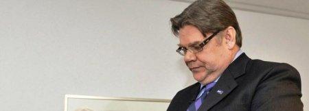 Сойни: Аннексию Крыма Финляндия не признает