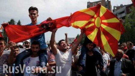 Балканы, «пороховой погреб Европы», взрывают по украинскому сценарию?
