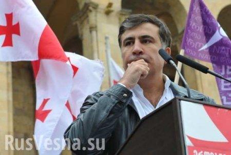 Саакашвили посетил Бессарабию и нашел там «смертельную угрозу»