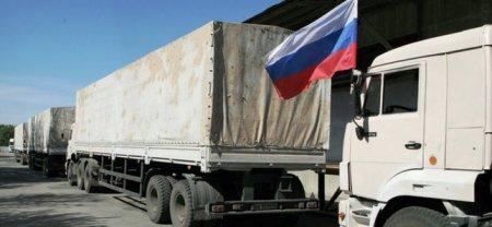 МЧС РФ: Очередная колонна гумпомощи отправится в Донбасс завтра