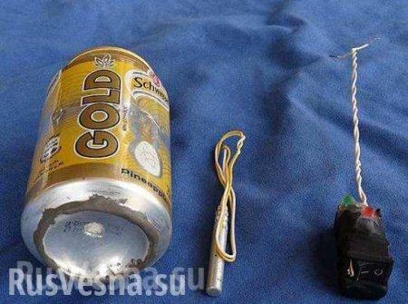 Фото бомбы с A321 свидетельствует, что ее изготовили в Египте, — эксперт