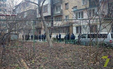 В Одессе военнослужащий ВСУ угрожал взорвать гранату (ФОТО, ОБНОВЛЕНО)