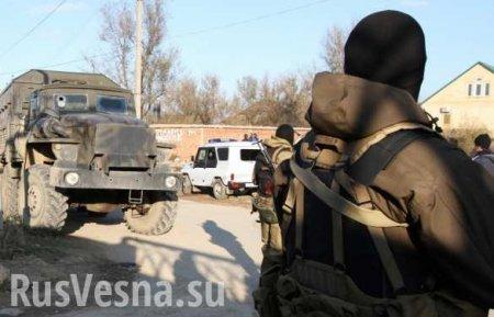 В Дагестане введён режим контртеррористической операции