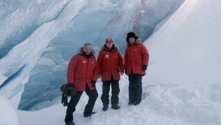 В Русской Арктике — полный порядок: Путин, Медведев и Шойгу побывали в самой северной точке нашей страны