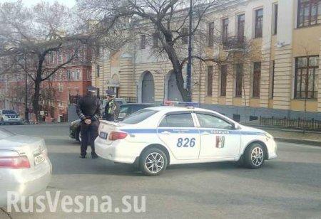 Установлена личность преступника, расстрелявшего приемную ФСБвХабаровске