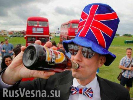 Европейцы в буквальном смысле «напиваются до смерти», — Bloomberg