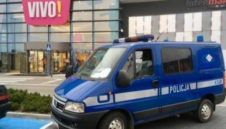 ВПольше мужчина сножом напал напосетителей супермаркета, один погибший