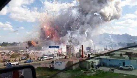 При взрыве назаводе фейерверков вИндонезии погибли 47 человек