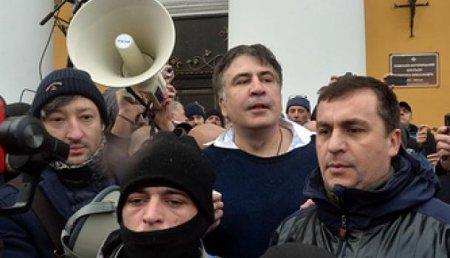 Саакашвили запретили въезд наУкраину на3 года