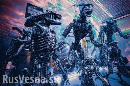«Апокалипсис сегодня»: в Сети показали последствия «восстания машин» (ВИДЕО)