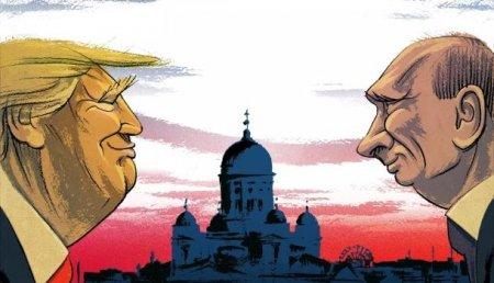 Помните онас: крупнейшая газета Финляндии опубликовала открытое письмо Путину иТрампу