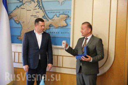 4 города Крыма, ДНР и ЛНР стали побратимами (ФОТО)