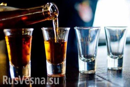 Ритейлеры опасаются дефицита алкоголя на полках магазинов