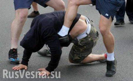 В Москве вспыхнула масовая драка со стрельбой, 10 человек задержаны