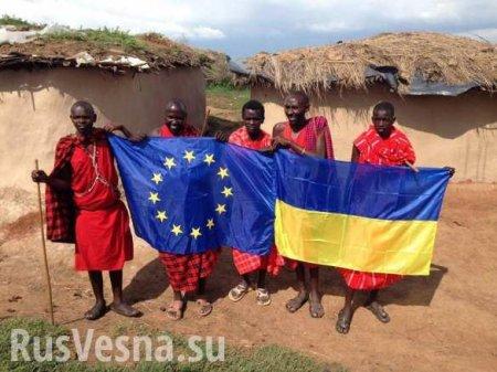 «Мы тупо африканская республика» — украинский депутат