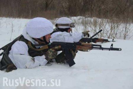 «В ожидании кровавой бойни»: бойцы ЛНР на передовой рассказали об агрессии врага (ВИДЕО)