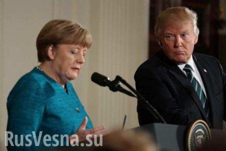 «Северный поток — 2» рассорил США с Германией
