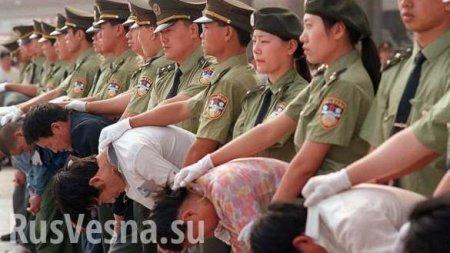 Порка, пытки, расстрел: как наказывают коррупционеров за рубежом (ФОТО, ВИДЕО)