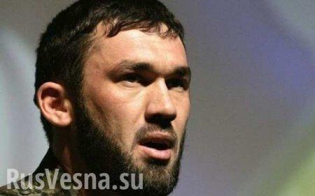 У Кадырова прокомментировали слова спикера парламента о кровной мести блогеру