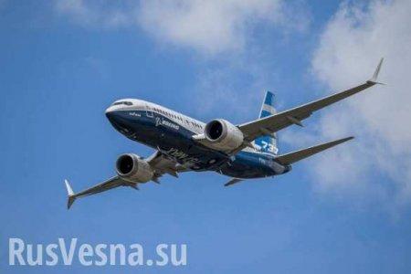 Украина запретила полёты Boeing 737 MAX в своем воздушном пространстве