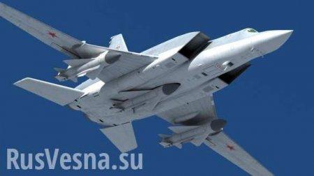 Русские «Убийцы авианосцев» прошли над нейтральными водами Чёрного моря (ВИ ...