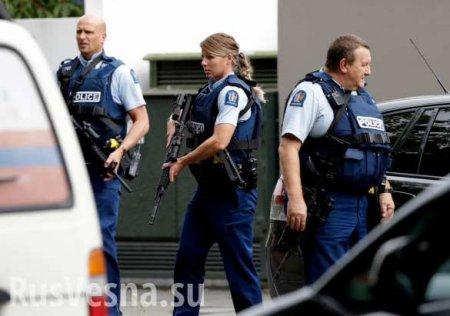 Вооружённые люди атаковали мечети вНовой Зеландии, десятки убитых (ФОТО, В ...