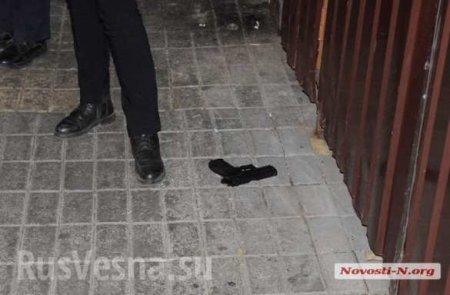 Дикая Украина: в Николаеве произошла стрельба из-за очереди в McDonalds (ФОТО)