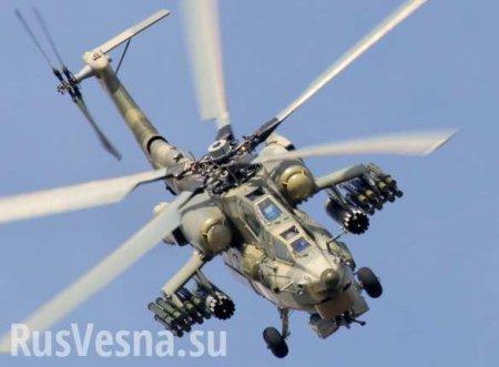 Приоткрыта завеса тайны над боевым вертолётом Ми-28НМ (ВИДЕО)