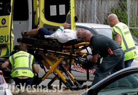 Кровавый теракт в Новой Зеландии: чёрный след украинских нацистов (ФОТО)