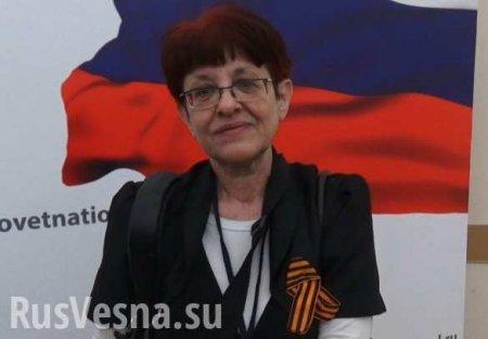 СБУ завершила расследование дела депортированной из России журналистки Елен ...