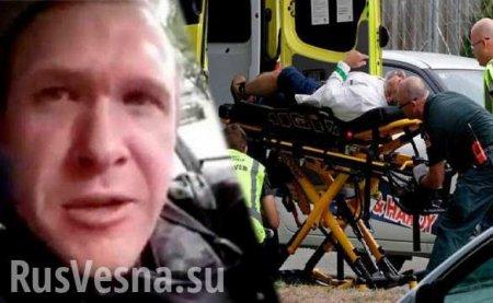 Бойня в мечетях Новой Зеландии: убийца предстал перед судом